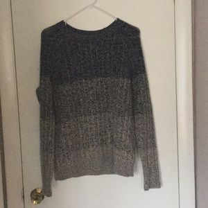 Ombré lucky brand sweater